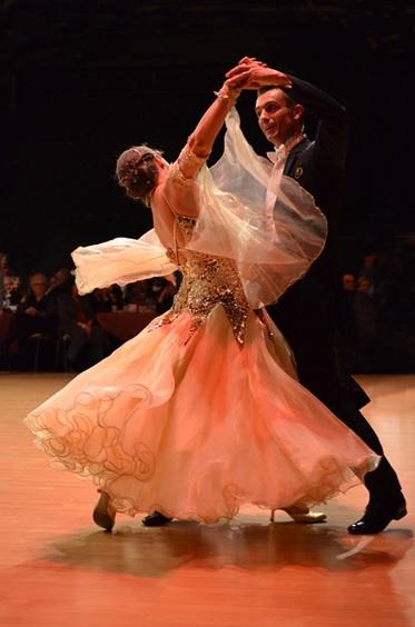 Pierwszy taniec tango