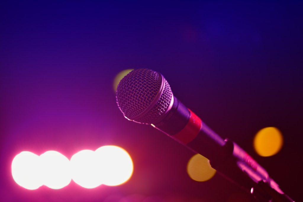 DJ mikrofon